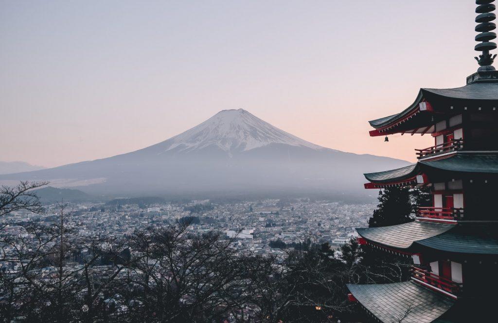 任国への方へのプレゼント(日本の文化紹介グッズ)