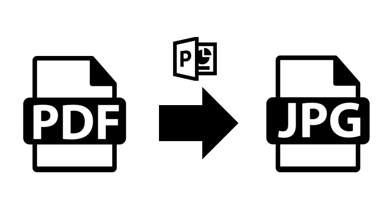 PDFをJPGに変換する方法