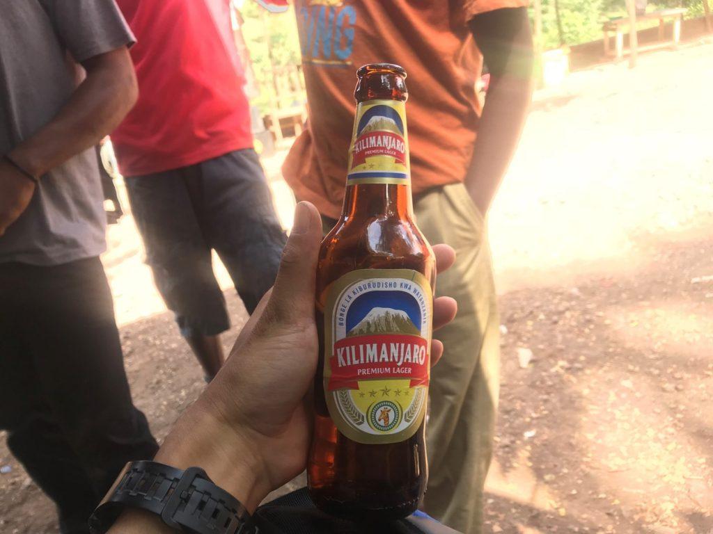 キリマンジャロといったらキリマンジャロビール