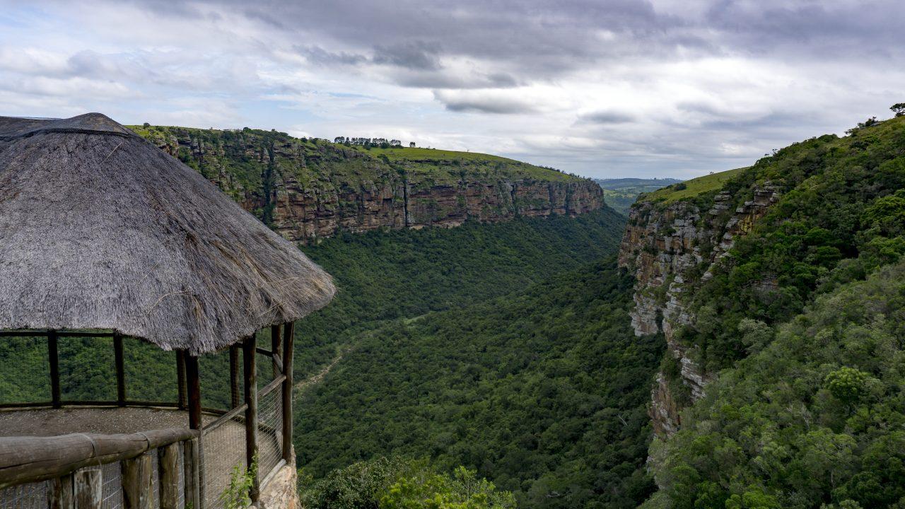 南アフリカ共和国の大自然