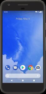 Android P (9.0)対応端末Pixel 2