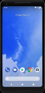 Android P (9.0)対応端末Pixel 2 XL