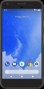 Android P (9.0)対応端末Pixel XL