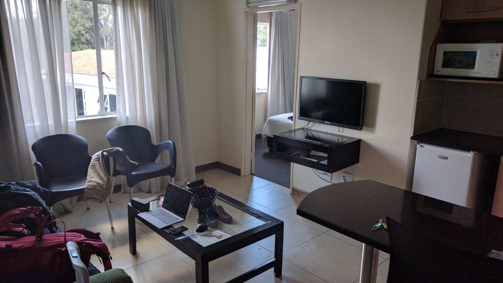 ヨハネスブルグのホテルPremiere Classe Suites