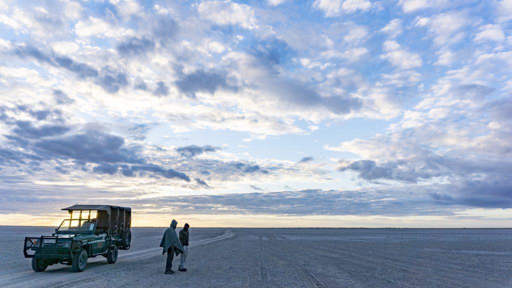 ボツワナが誇る観光スポット「マカディカディ塩湖」とは?