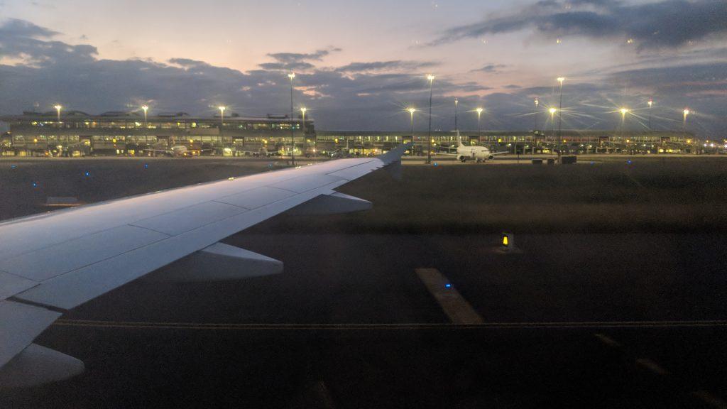 ダーバン(キング・シャカ)国際空港
