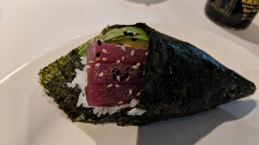 ケープタウン・アクティブ寿司の巻き寿司