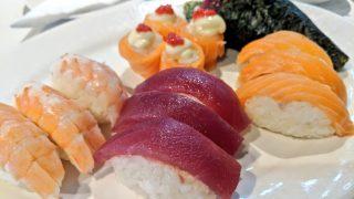 ケープタウン・アクティブ寿司の寿司