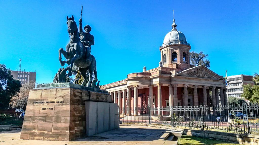 南アフリカの首都、司法府ブルームフォンテーンとは?