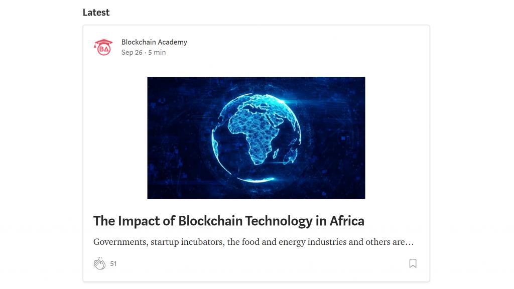 情報の発信源としても機能する「ブロックチェーン・アカデミー」