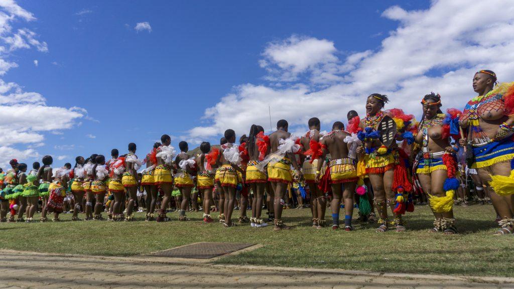リードダンスの開催場所は南アフリカの奥地ノンゴマ(Nongoma)