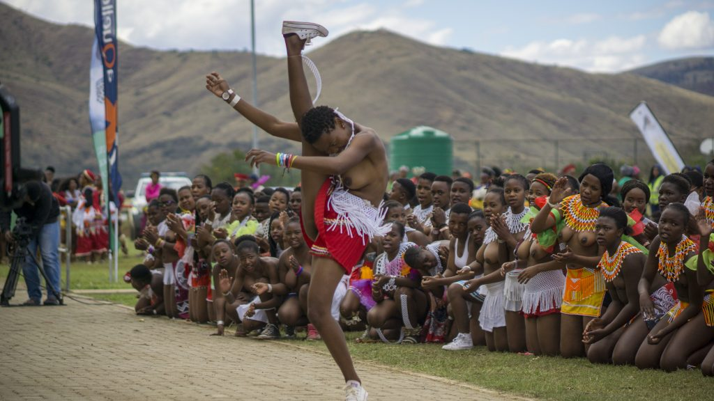 ズールー族にとって自分自身のルーツ、文化を再認識する貴重な機会