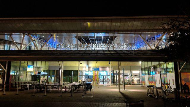 【2018】ダーバン(キング・シャカ)国際空港の無料Wi-Fiスポット情報