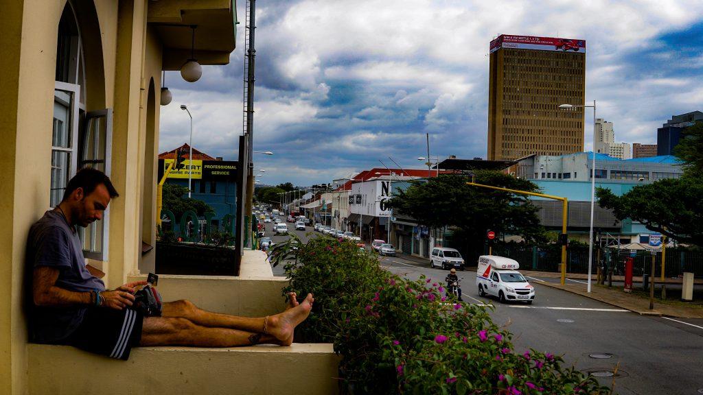 写真でみる南アフリカ・ダーバンの街並み