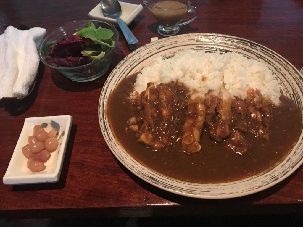 日本のカレーを食べるなら「Fujiyama」