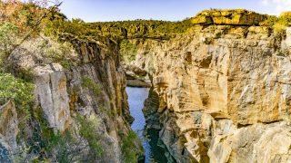アフリカの隠れた観光地!自然現象が形成したボアケス・ラック・ポトレス
