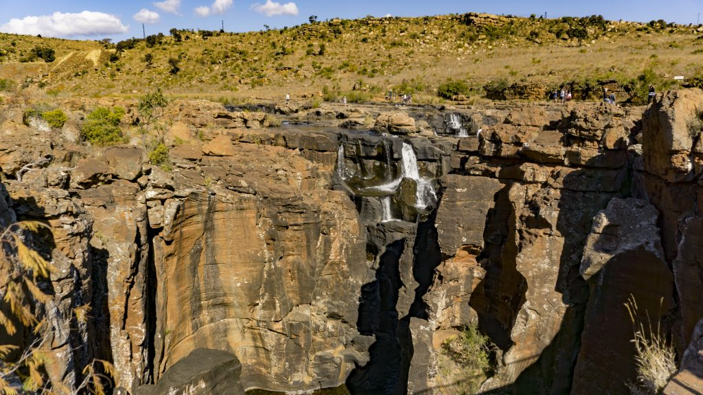 南アフリカ北部の位置するブライデ・リバー・キャニオンとは?