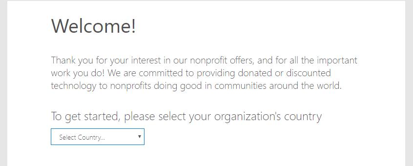 【NGO・NPO向け】途上国でMicrosoftオフィスを無償・格安で導入する