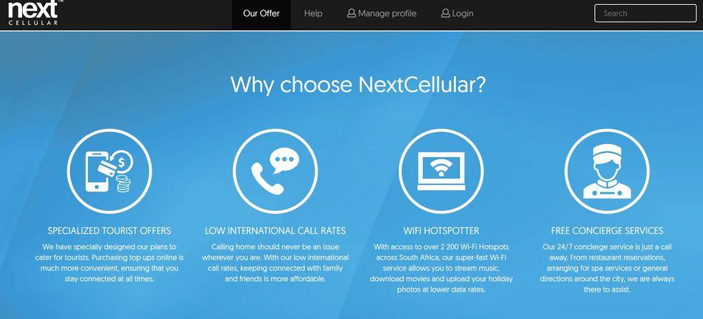 「next cellular」のメリットは?
