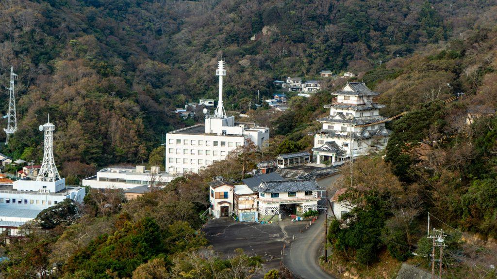 下田のシンボル「下田城」