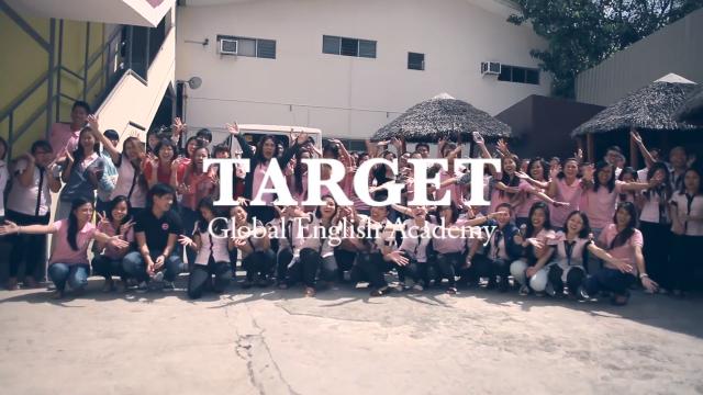 今回、留学する学校は「TARGET(ターゲット)」