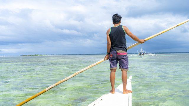 【アロナビーチ】フィリピン屈指のビーチリゾートに格安一人旅してみた