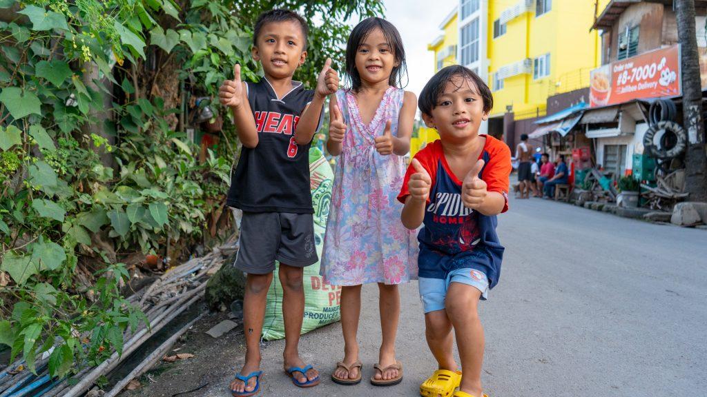 フィリピンは親日の人が多い