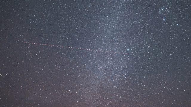 【写真】2018年ふたご座流星群で流れ星をシャッターに収めて全俺が歓喜