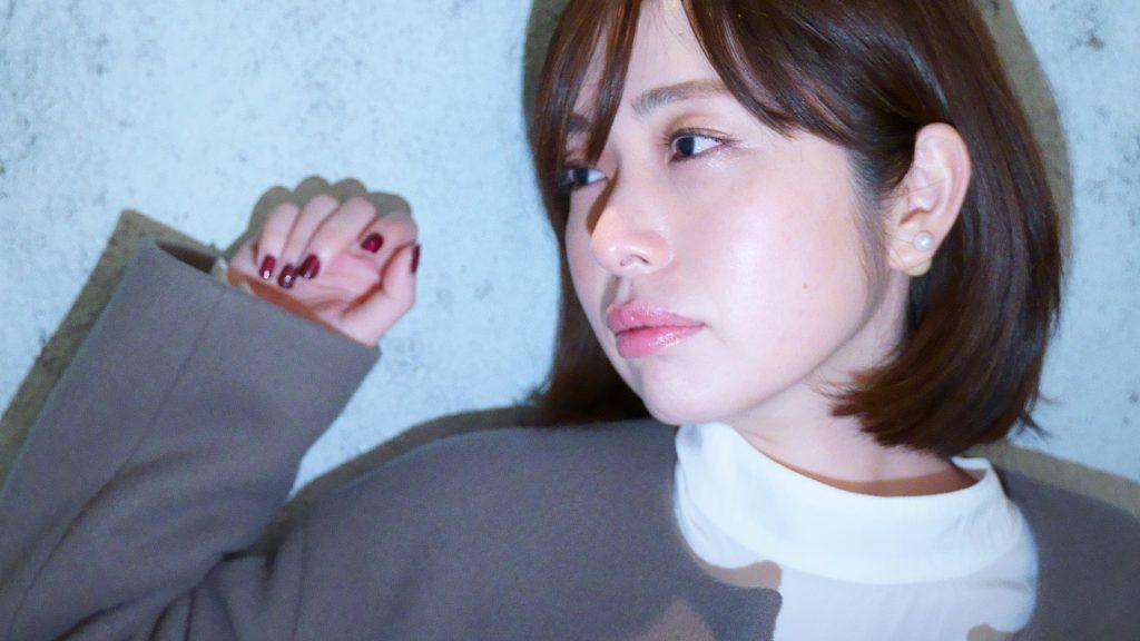 女性ポートレートモデルサンプル@六本木