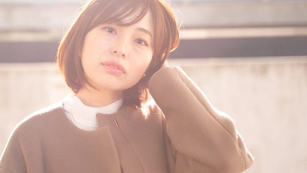女性ポートレートモデルサンプル@東京