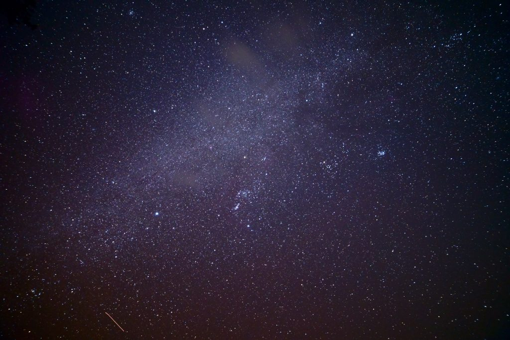 α7III(ILCE-7M3)で星空撮影した作例・サンプル