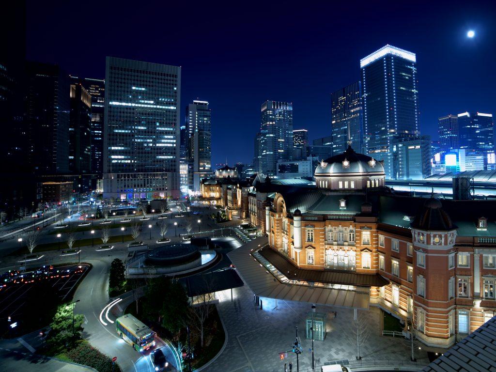 【α7III】SAMYANG単焦点広角レンズで撮影した東京駅
