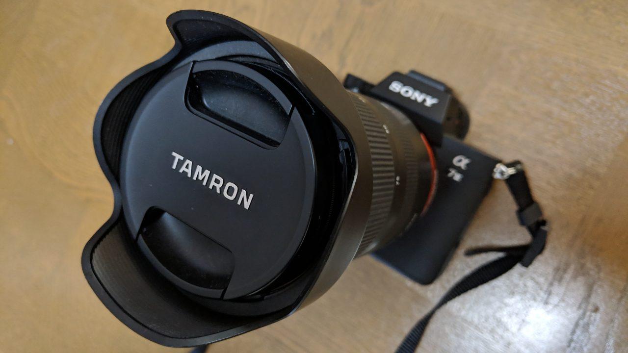 【α7III】タムロン28-75mm F/2.8 Di III RXDは買い?【作例付レビュー】