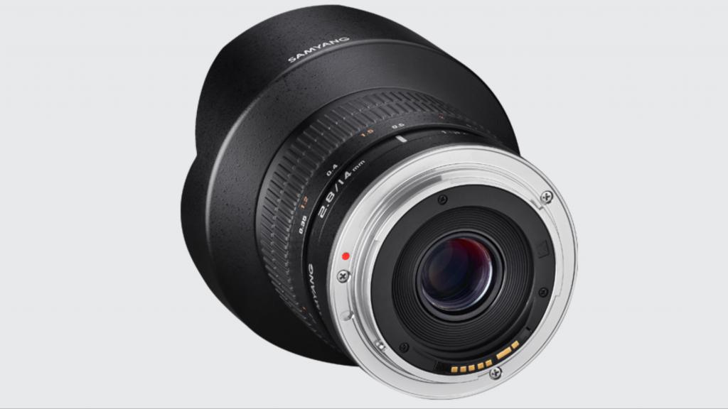 SAMYANG 単焦点広角レンズ 14mm F2.8の仕様