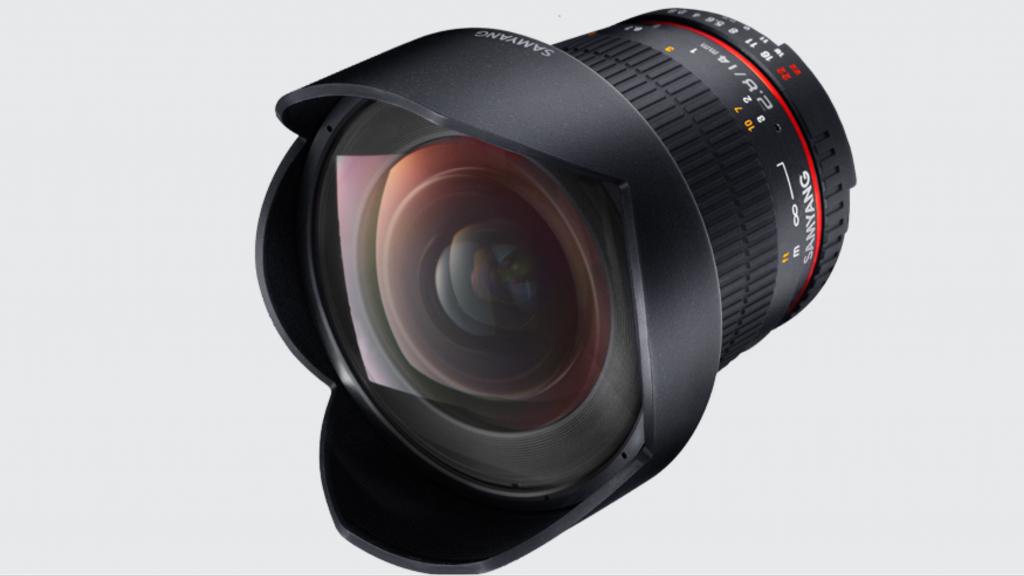 SAMYANG 単焦点広角レンズ 14mm F2.8主な特徴