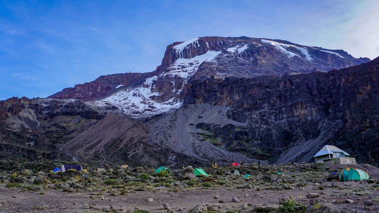 【マチャメルート】登山中の風景はこれ!写真で網羅【キリマンジャロ】