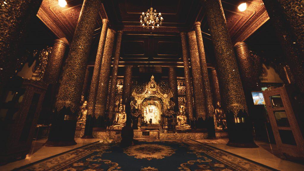【観光スポット】シュエダゴン・パゴダ(Shwedagon Pagoda)の写真