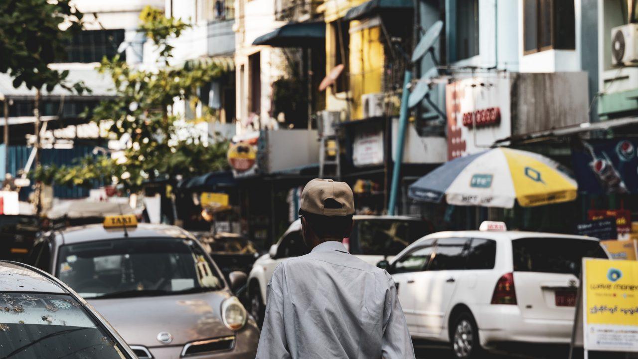 【ミャンマー】ヤンゴン市内の街並みを写真で振り返る【東南アジア】
