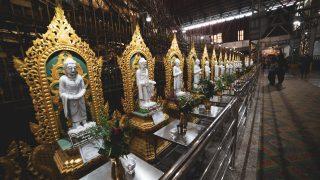 【ヤンゴン】 チャウタッジー寝釈迦仏を写真で振り返る【観光スポット】