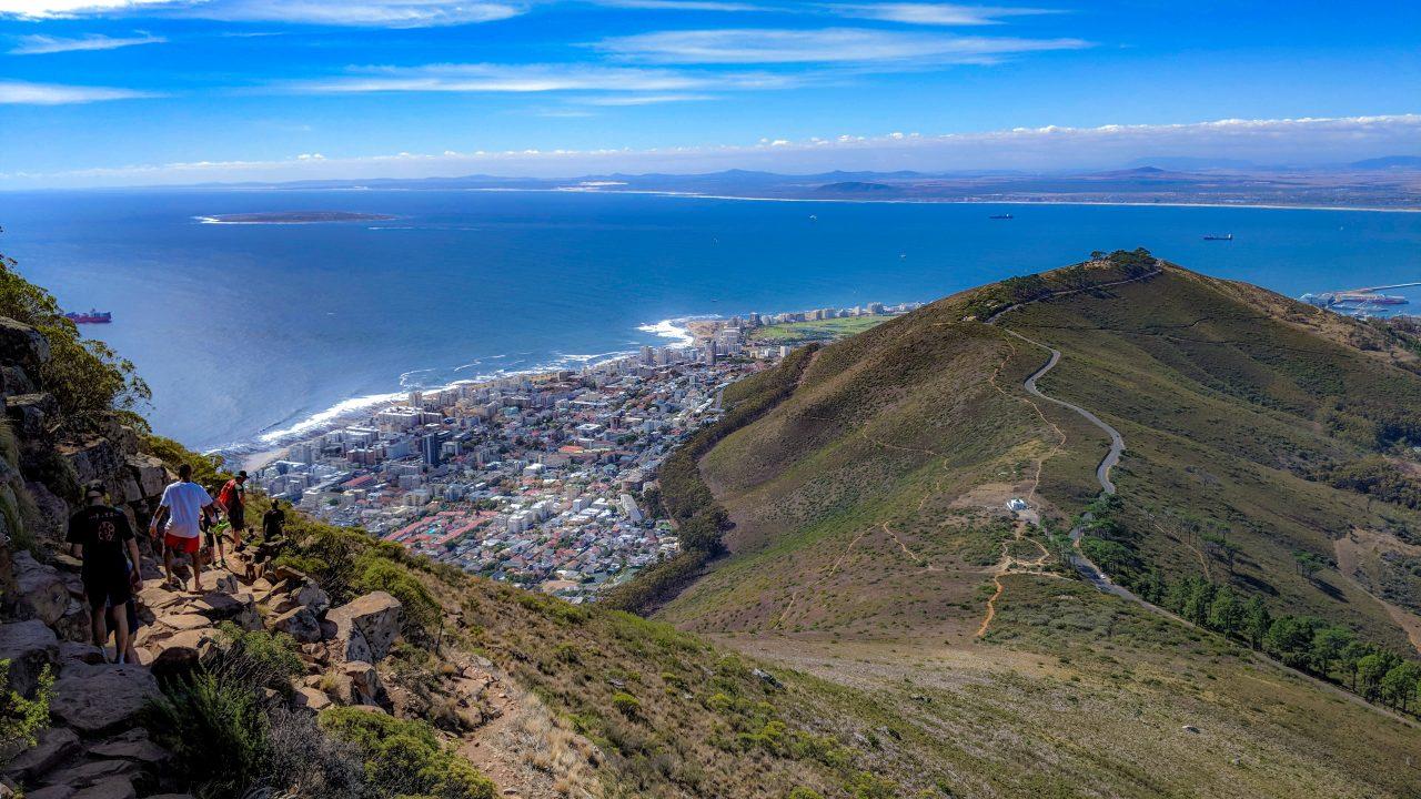 【南アフリカ】ライオンズヘッドへの行き方・アクセス【ケープタウン】