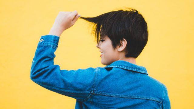 【検証】半年で髪の毛は何センチ伸びる?毎月バリカンで計測【結果】