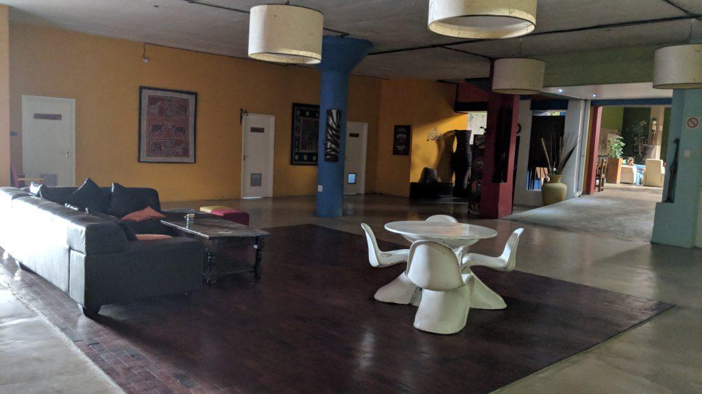 南アフリカ・ダーバンでバックパッカー向けのホテル・宿
