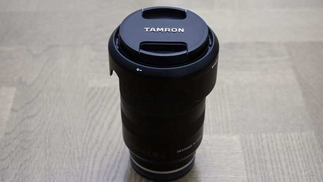 TAMRON 28-75mm F/2.8 Di III RXD (Model A036)の動画スペック