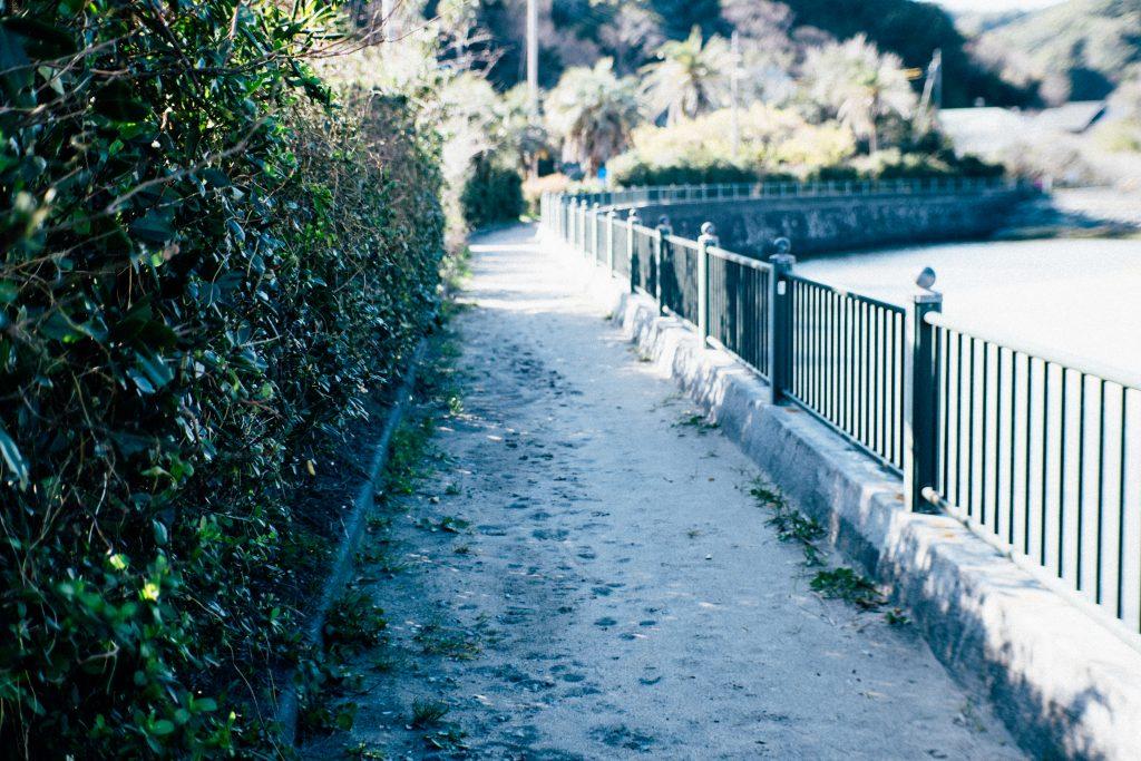 冬の舞磯浜と大浜をフィルム風におさめてみた