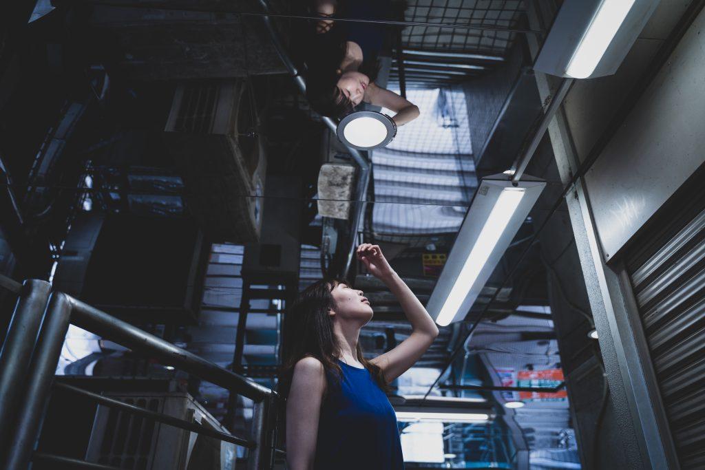 【上野】アメリカ横丁でスナップポートレート撮影|作例有【α7III】