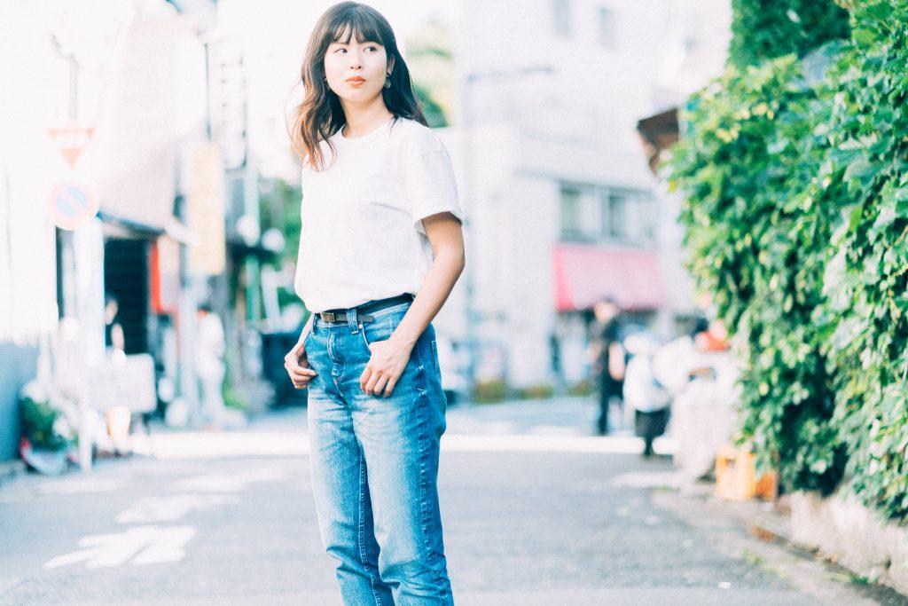【下北沢】雰囲気ある街並みでポートレート撮影してみた【東京】