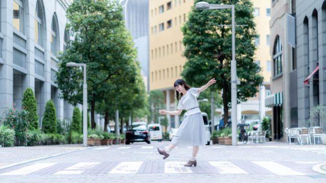 【東京】汐留イタリア街でポートレート撮影してみた【おしゃれ】