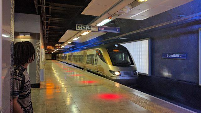 【南アフリカ】空港と市内を結ぶ電車「ハウトレイン」の路線拡大へ