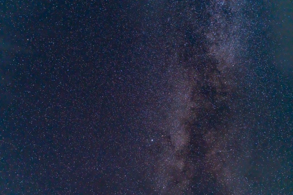 α7IIIとタムロン A036で撮影した星空