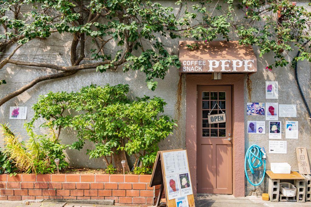 伊豆下田:石倉やなまこ壁の町並みが残る「ペリーロード」